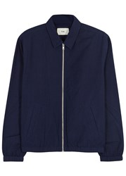 Folk Rab Indigo Cotton Jacket
