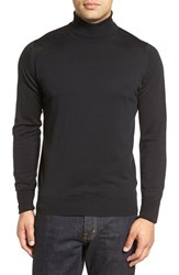 John Smedley Men's 'Richards' Easy Fit Turtleneck Wool Sweater