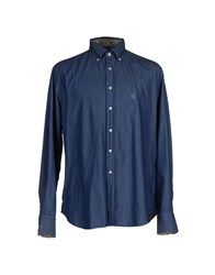Daks London Denim Shirts
