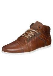 Zign Hightop Trainers Brown