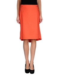 Versace Jeans Couture Skirts Knee Length Skirts Women