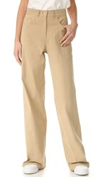 Sea Sailor Pants Khaki