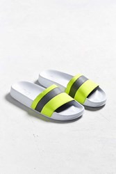 Urban Outfitters Uo Slide Sandal White