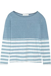 Kain Label Gabi Striped Cotton Jersey Tio