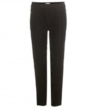 Vince Tapered Trousers Black