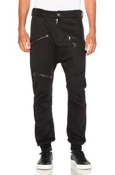 Balmain Pierre Sweatpants In Black
