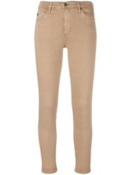 Ag Jeans Skinny Nude Neutrals