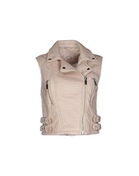 Supertrash Coats And Jackets Jackets Women Beige