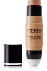 By Terry Nude Expert Foundation Duo Stick Golden Sand 10 Neutral