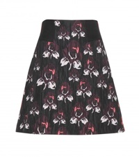 Dorothee Schumacher Audacious Floral Printed Skirt Multicoloured