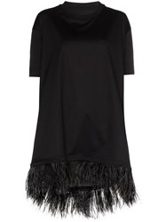 Marques Almeida Marques'almeida Feather Hem T Shirt 60