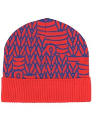Opening Ceremony Beanie Red