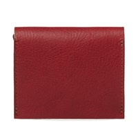 Ally Capellino Riley Leather Wallet Burgundy