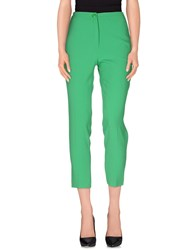 Essentiel Trousers Casual Trousers Women Green