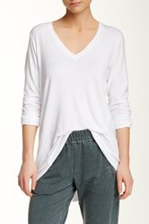 Central Park West The Mey Long Sleeve Shirt White