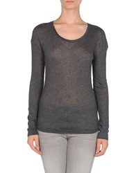 Virginie Castaway Long Sleeve Sweaters