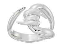 Stephen Webster Forget Me Knot Barb Ring White Rhodium