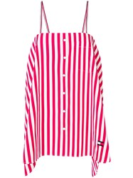 Tommy Hilfiger Striped Camisole Red