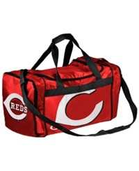 Forever Collectibles Cincinnati Reds Core Duffle Bag