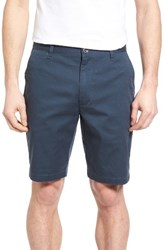 Rvca Men's The Week End Twill Chino Shorts Midnight