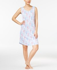 Charter Club Printed Chemise Only At Macy's Seahorses