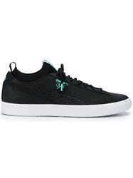 Puma Clyde Sock Low Top Sneakers Black