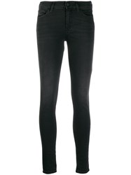 Diesel Slim Fit Jeans Black
