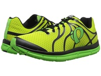 Pearl Izumi Em Road N 2 V2 Lime Punch Screaming Green Men's Running Shoes Yellow