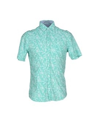 Consumers Guide Shirts Light Green