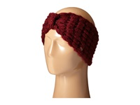Neff Marley Turband Headband Maroon Headband Red
