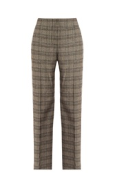 Alexander Wang Check Trousers