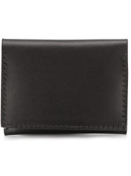 Troubadour Business Card Holder Black