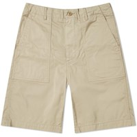 Engineered Garments Fatigue Twill Short Neutrals