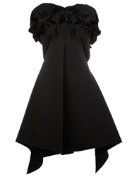 Comme Des Garcons Junya Watanabe Asymmetric Hem Dress Black