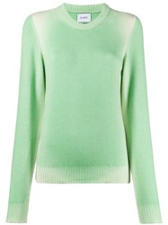 Barrie Faded Round Neck Jumper 60