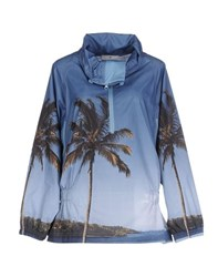 Adidas By Stella Mccartney Adidas By Stella Mccartney Coats And Jackets Jackets Women Slate Blue