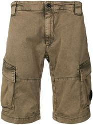 C.P. Company Cp Relaxed Shorts Green