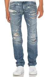 Balmain Jeans Blue Denim