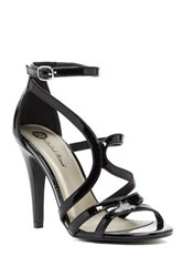 Michael Antonio Rhodes Pat Heeled Sandal Black