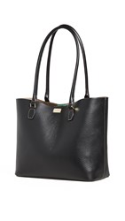 Frances Valentine Medium Trixie Tote Black