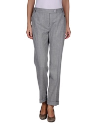 Rota Casual Pants Light Grey