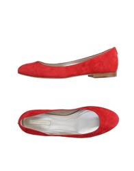 Dibrera By Paolo Zanoli Footwear Ballet Flats Women Red