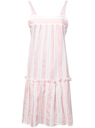 Lemlem Doro Beach Dress Pink
