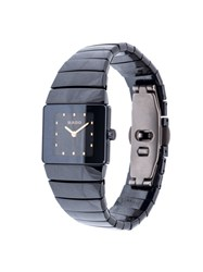 Rado 'Sintra' Analog Watch Black