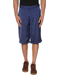 Jean Paul Gaultier Bermudas Dark Blue