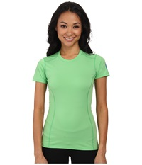 Arc'teryx Phase Sl Crew S S Green Orchid Women's Short Sleeve Pullover