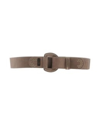 Cafe'noir Cafenoir Belts Dove Grey