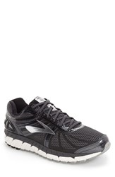 Brooks Men's 'Beast 16' Running Shoe Anthracite Black Silver