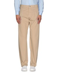 Paul And Shark Trousers Casual Trousers Men Beige