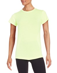 New Balance Active Knit Tee Green